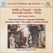 Italian Popular Songs, Vol. 2 (1926-1953) - CD