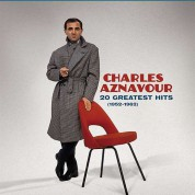Charles Aznavour: 20 Greatest Hits (1952-1962) - Plak