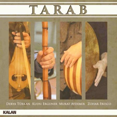 Derya Türkan, Kudsi Ergüner, Murat Aydemir, Zohar Fresco: Tarab - CD