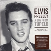 Elvis Presley: A Boy from Tupelo: The Complete 1953-1955 Recordings - CD