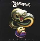 Whitesnake: Trouble - Plak