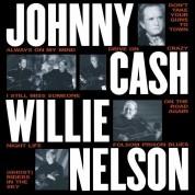 Johnny Cash, Willie Nelson: Vh1 Storytellers - CD