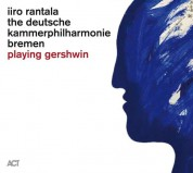 Iiro Rantala: Playing Gershwin - CD