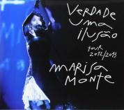 Marisa Monte: Verdade Uma Ilusão Tour 2012/2013 - CD