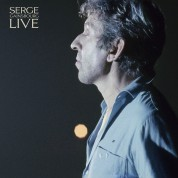 Serge Gainsbourg: Live at Casino De Paris 1985 - Plak