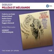 Herbert Von Karajan, Berlin Philharmonic Orchestra, Richard Stilwell, Frederica von Stade, Jose Van Dam: Debussy: Pelleas Et Melisande - CD