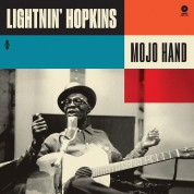 Lightnin' Hopkins: Mojo Hand - Plak