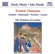The Scholars Of London: French Chansons - CD