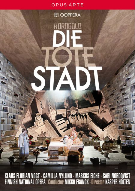 Korngold: Die tote Stadt - DVD