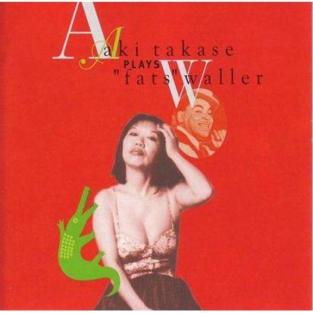 Aki Takase: Plays Fats Waller - CD