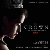 Hans Zimmer, Rupert Gregson-Williams: The Crown (Soundtrack From The Netflix) - CD