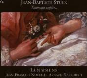 Jean-François Novelli, Arnaud Marzorati: Jean-Baptiste Stuck: Tirannique empire... - CD