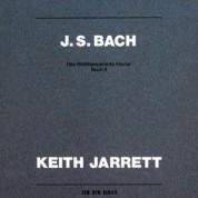 Keith Jarrett: Johann Sebastian Bach: Das Wohltemperierte Klavier, Buch II - CD