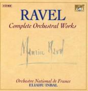 Choeur et Orchestre National de France, Eliahu Inbal: Ravel: Complete Orchestral Works (EUR) - CD