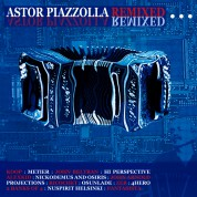 Astor Piazzolla Remixed - CD