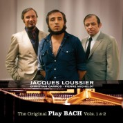 Jacques Loussier: The Original Play Bach Vols. 1 & 2 - CD