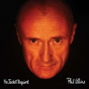 Phil Collins: No Jacket Required (Remastered) - Plak