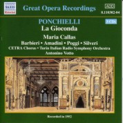 Ponchielli: Gioconda (La) (Callas) (1952) - CD