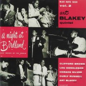 Art Blakey: A Night at Birdland Vol. 2 - CD