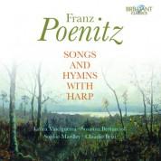 Laura Vinciguerra, Susanna Bertuccioli, Sophie Marilley, Claudio Brizi: Poenitz: Songs and hymns with harp - CD