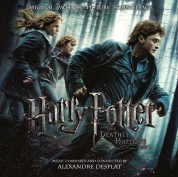 Çeşitli Sanatçılar: OST - Harry Potter & The Deathly Hallows Pt.1 - Plak
