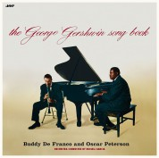 Buddy DeFranco, Oscar Peterson: Buddy DeFranco & Oscar Peterson Play The George Gershwin Songbook + 2 Bonus Tracks! - Plak