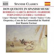 José Ramón Encinar: Don Quixote In Spanish Music - CD