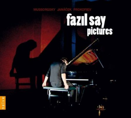 Fazıl Say: Pictures - CD