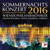 Semyon Bychkov, Wiener Philharmoniker, Katia & Marielle Labèque: Summer Night Concert 2016 - CD