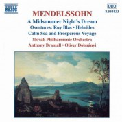 Mendelssohn: Midsummer Night's Dream (A) / Overtures - CD