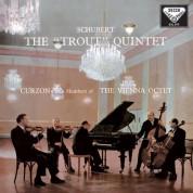 Sir Clifford Curzon, Mitglieder des Wiener Oktetts: Schubert: Trout Quintet - Plak