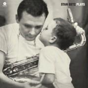 Stan Getz: Plays - Plak