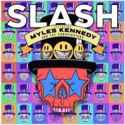 Slash: Living The Dream - Plak
