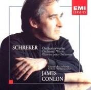 Gürzenich-Orchester Kölner Philharmoniker, James Conlon: Schreker: Orchestral Works - CD