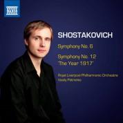 Vasily Petrenko: Shostakovich: Symphonies Nos. 6 & 12 - CD