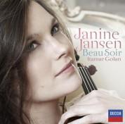 Janine Jansen, Itamar Golan: Janine Jansen - Beau Soir - CD