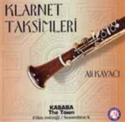 Ali Kayacı: Klarnet Taksimleri - CD
