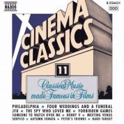 Cinema Classics, Vol. 11 - CD