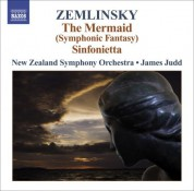 James Judd: Zemlinsky: Seejungfrau - Sinfonietta - CD