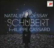 Natalie Dessay, Philippe Cassard: Schubert - CD
