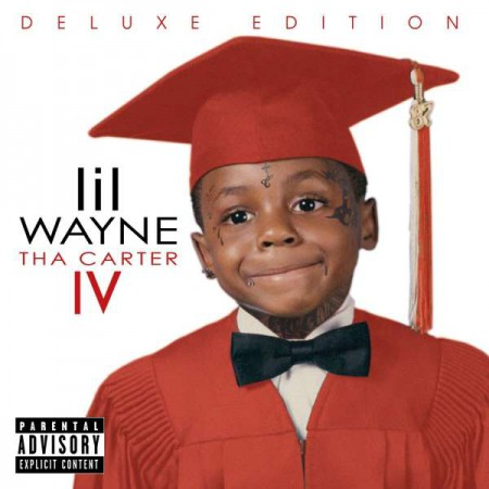 Lil Wayne: Tha Carter IV (Limited Deluxe Edition) - CD