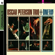 Oscar Peterson Trio, Clark Terry: Oscar Peterson Trio Plus One - CD