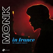 Thelonious Monk: In France - The Complete Concert - Plak