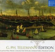 Çeşitli Sanatçılar: Telemann Edition - CD