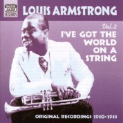 Louis Armstrong: Armstrong, Louis: I'Ve Got The World On A String (1930-1933) - CD