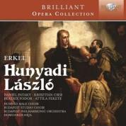 Dániel Pataky, Attila Fekete, Honvéd Male, Budapest Studio Choir, Budapest Philharmonic Orchestra, Domonkos Héja: Erkel: Hunyadi László - CD
