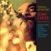 Benny Carter: Further Definitions - CD