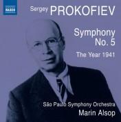 Marin Alsop: Prokofiev: The Year 1941 - Symphony No. 5 - CD