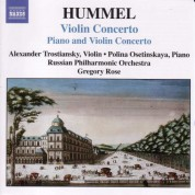 Hummel: Concerto for Piano and Violin, Op. 17 / Violin Concerto - CD