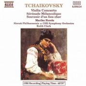 Mariko Honda: Tchaikovsky: Violin Concerto in D Major / Serenade Melancolique / Souvenir D'Un Lieu Cher - CD